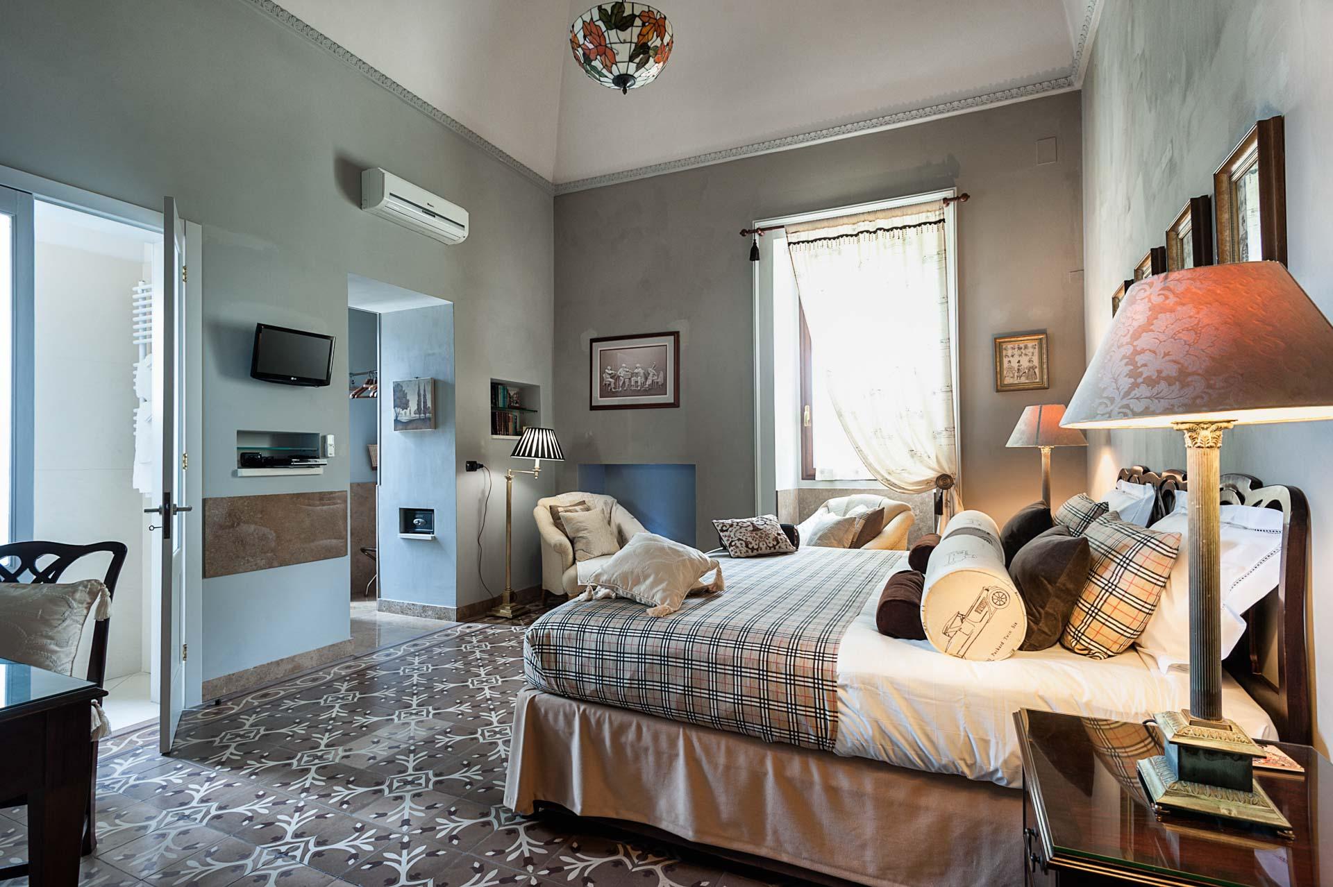 Camere Da Letto Arredate Vintage : Camere da letto arredate vintage arredare una camera da letto in